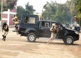 إصابة 3 من رجال الشرطة في اشتباكات مع خارجين عن القانون في سوهاج
