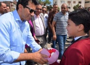 """على غرار """"شارع مصر"""".. مبادرة جديدة لإقامة مشروعات للشباب في دمياط"""