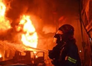السيطرة على حريق شقة دار نهضة مصر في المهندسين