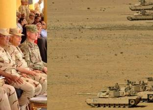 """القوات المسلحة المصرية والأردنية تستعدان لـ""""العقبة 3"""""""