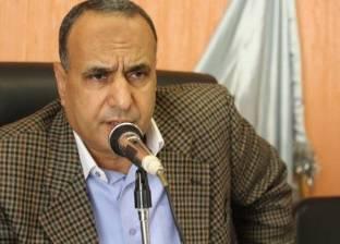 """رئيس """"دسوق"""" يطالب شركة المياه بحل مشاكل الشبكات والخطوط بالمدينة"""
