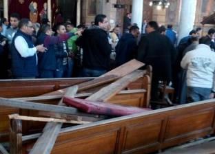 """جامعة عين شمس: مستشفى الدمرداش استقبل 18 مصابا من ضحايا """"تفجير الكاتدرائية"""""""