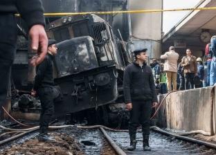 عاجل| النائب العام يحدد سبب وقوع حادث قطار محطة مصر