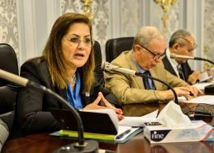 """السعيد تبحث أهداف """"مصر 2030"""" مع مدير برنامج الأمم المتحدة الإنمائي"""