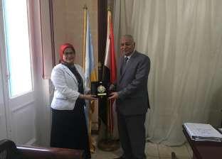 """""""صحة الإسكندرية"""" تعقد بروتوكول تعاون مع لوجستيات الأكاديمية البحرية"""