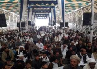 1500 مواطن بالضبعة يشاركون في مؤتمر لتأييد التعديلات الدستورية