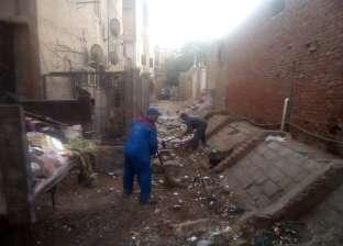 القاهرة تبدأ تطهير مخرات السيل استعدادا لموسم الأمطار