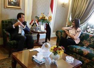 """وزيرا التعليم العالي والهجرة يبحثان آليات تدشين جمعية """"مصر تستطيع"""""""
