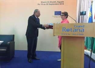 ممثل الأمم المتحدة تشيد بالدور المصري في مكافحة الاتجار بالبشر