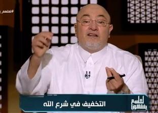 خالد الجندي يحذر من صفحات مزيفة لشخصيات عامة تروج للفوضى