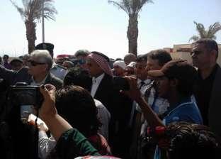 بدو مدينة طابا يطالبون بسرعة تسليم الوحدات السكنية التابعة لمحافظة جنوب سيناء