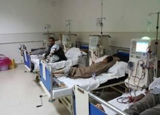 مدير مستشفى طلبة الجامعة بالإسكندرية: احتياطي محاليل الغسيل الكلوي يكفي 3 أشهر