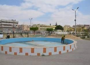 الزغبي: رفع كفاءة حديقة الخالدين قبل عيد شم النسيم بالإسماعيلية