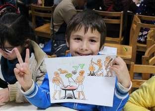 """انطلاق """"مهرجان السعادة"""" للأطفال الأيتام وذوي الاحتياجات الخاصة"""