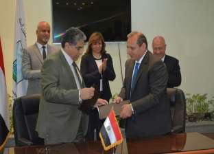 وزير البيئة يوقع بروتوكول تعاون لإدارة المخلفات الصناعية