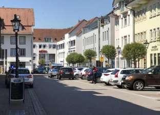 فشل سطو مسلح على أحد البنوك جنوب ألمانيا