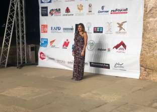 بالصور| توافد الفنانين لحفل افتتاح مهرجان الأقصر للسينما الإفريقية