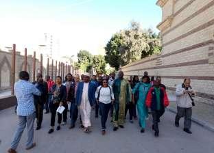 الإعلاميون الأفارقة: مصر رمز الوحدة الدينية وملتقى للحضارات