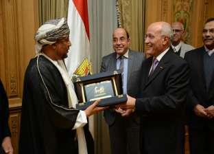 """تعاون """"الإنتاج الحربي"""" مع شركة عمانية في مجال إنتاج الرخام والجرانيت"""