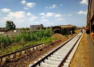 هيئة السكة الحديد: حركة القطارات منتظمة.. ولا يوجد تعطيل لمسيرتها