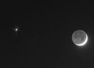 القمر قرب نجم «قلب العقرب» الليلة في سماء مصر.. يشاهد بالعين المجردة