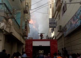"""رئيس حي عابدين لـ""""الوطن"""": وفاة 5 أشخاص في حريق شقة بسبب ماس كهربائي"""