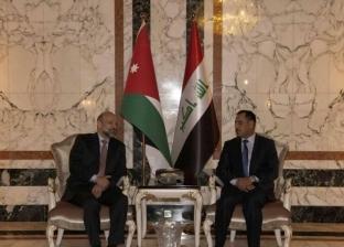 رئيس الحكومة الأردنية ووفد وزاري يصلون العاصمة العراقية بغداد