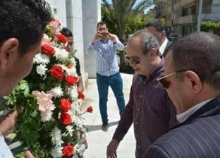 """""""هما دول ولادك يا مصر """" مسيرة لأبناء دمياط بمناسبة أعياد تحرير سيناء"""