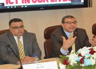 """""""سعفان"""": نسعى لتأهيل الشباب لتنفيذ مشروعات تساهم في القضاء على البطالة"""