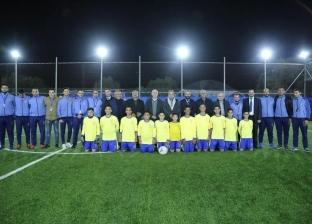 أول أكاديمية كرة قدم لأطفال مرضى السرطان بغزة