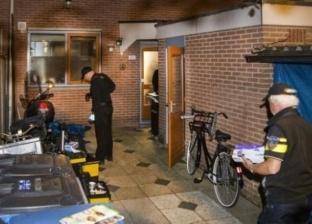 """ضبط 100 كيلو جرام أسمدة """"تفخيخ سيارات"""" في منازل إرهابيين بهولندا"""