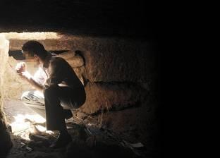 ضبط 6 خلال تنقيبهم عن الآثار بجنوب الأقصر بينهم خطيب مسجد