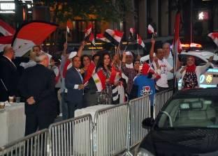 الجالية المصرية بفرنسا تعقد مؤتمرا لدعم ترشح السيسي لفترة ثانية