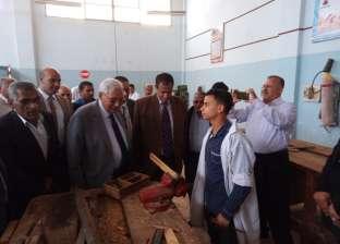شاروبيم خلال افتتاح تمي الأمديد الصناعية: سد عجز المدرسين خلال أسبوعين