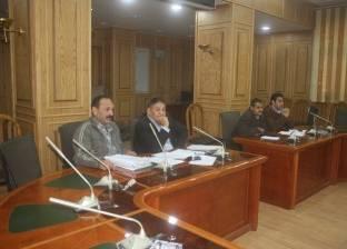 سكرتير عام محافظة المنوفية يتابع إزالة معوقات تنفيذ الطريق الإقليمي
