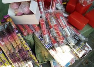 ضبط 3 قضايا اتجار في الألعاب النارية بالمحافظات