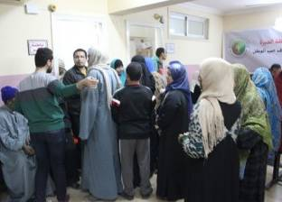 نقابة الصيادلة تنظم قافلة علاجية بحي الهرم