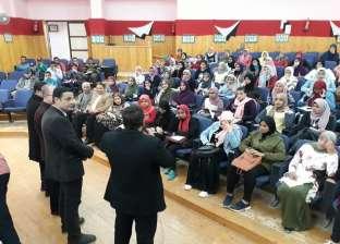 """""""تعليم الوادي الجديد"""" يستأنف القوافل المجانية لطلاب الشهادات العامة"""