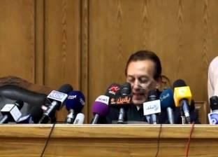 تأجيل محاكمة مسئولي شركة النيل للطرق في الرشوة إلى جلسة الغد