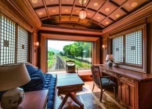 بالصور| أفخم قطار النوم في العالم
