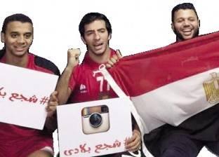 """""""معلومات الوزراء"""" يهنئ منتخب مصر لكرة اليد بعد فوزه على الأرجنتين"""