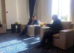 وزير الخارجية لرئيس وزراء اليونان: نقدر مساندتكم للقضية الفلسطينية