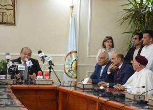 علاء أبوزيد: مطروح شهدت نقلة حضارية كبيرة في عهد السيسي