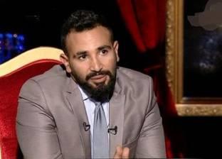 أحمد سعد ينشر صورته مع بهاء سلطان: أنا وحبيبي.. وعمل قريب يجمعنا
