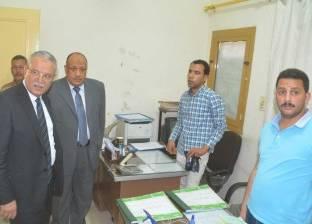 """محافظ المنيا ينفي إحالة مدير وموظفي المحاجر للنيابة: """"شائعات مغرضة"""""""