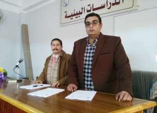 رئيس جامعة العريش يحدد موعد امتحانات الدراسات العليا