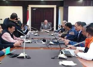 تفاصيل المؤتمر الصحفي لمحافظ البحر الأحمر