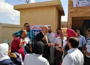 صحة إسكندرية: عيادة العلاج الطبيعي ببرج العرب تخدم 45 ألف مواطن مجانا