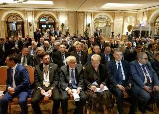القمري يشارك بمنتدى اتحاد رؤساء الجامعات الروسية والعربية ببيروت