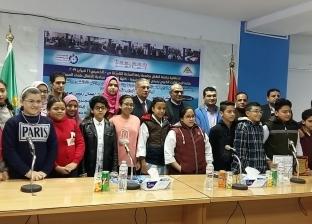 انطلاق فعاليات الدورة الرابعة لأنشطة جامعة الطفل في بنها